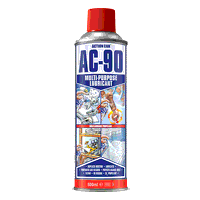 AC-90 Action Can CO2 Multi-Purpose Lubricant 500ml - Pack of 12