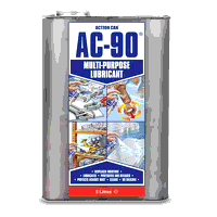 AC-90 Action Can Multi-Purpose Lubricant 5L (Pack ...