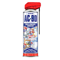 AC-90 Action Can Twin Spray Multi-Purpose Lubricant 500ml