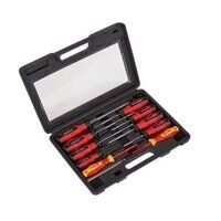 AK4332 Sealey 11pc PowerMAX® Screwdriver Set