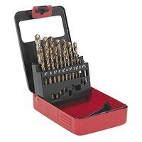 AK4701 Sealey 19pc Metric HSS Cobalt Split Point F...