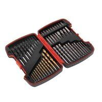 AK4752 Sealey 52pc Drill & Bit Accessory Set