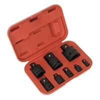 AK5900B Sealey 8pc Impact Socket Adaptor Set