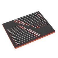 AK63256 Sealey 23pc Metric/Imperial Comb...