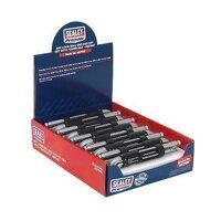 AK7185 Sealey Ball End & Hex Key 8pc Display Box
