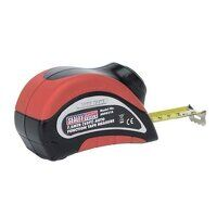 AK9831A Sealey 7.5mtr(25ft) Auto Function Metric/Imperial Measuring Tape