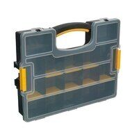 APAS15A Sealey Parts Storage Case with Removable C...