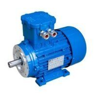 0.37kW 6 Pole Foot & Face Mount ATEX II 2G Exdb IIC T4 IP66 Motor, Aluminium (Zone 1)