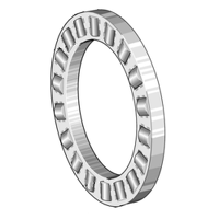 AZK20354.5 IKO Axial Cylindrical Roller and Cage A...