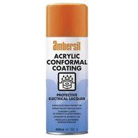 Ambersil Acrylic Conformal Coating 400ml...