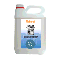 Ambersil Brake Cleaner 5L - Pack of 4 (31772)