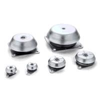 BRB110 Shore 60 M12 Rubber Metal Anti Vibration Mo...