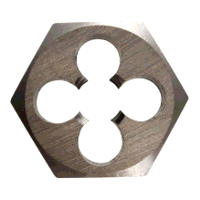 BSP - British Standard Pipe Hexagon Dienuts (BS 84)