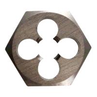 BSW - British Standard Whitworth Hexagon Dienuts (BS 84)