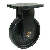 BZQF150PTB 150mm Brown Poly on Cast Iron Heavy Dut...