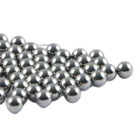 1/4inch Stainless Steel 316 Ball Bearings (Pack of 10)