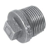 C146-2 2inch BSPT Crane Solid Plugs, Fig. 146 - Galvanised