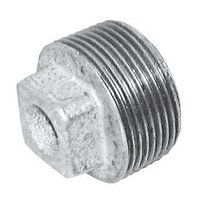 C147-12 1/2inch BSPT Crane Plain Hollow Plugs, Fig...