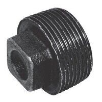 C148-18N 1/8inch BSPT Crane Plain Solid Plugs, Fig...