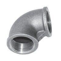 C151-114 1.1/4inch BSP Crane  Equal 90° Elbows, Fig. 151 - Galvanised