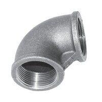 C151-12 1/2inch BSP Crane  Equal 90° Elbows, Fig. 151 - Galvanised