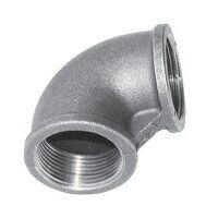 C151-14 1/4inch BSP Crane  Equal 90° Elbows, Fig. 151 - Galvanised