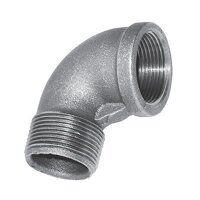 C152-12 1/2inch BSPT Crane Equal 90° Elbows, Fig. ...