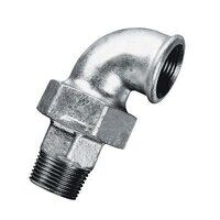 C262-1 1inch BSPT Crane Equal 90° Union Elbows, Ir...
