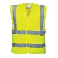 C470YERXX/3X Portwest Hi Vis Vest Yellow XL/XXL