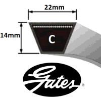C Section Gates Hi-Power V Belt