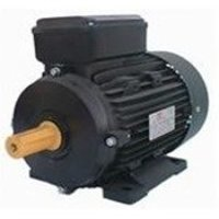 TEC Electric Motor 0.50HP Foot Mount 1500rpm