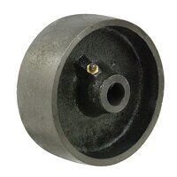 BZH100WCI 100mm Cast Iron Wheel