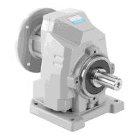Coaxial Cast Iron Gear Box