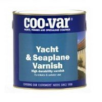 Coo-Var Yacht & Seaplane Varnish 5L