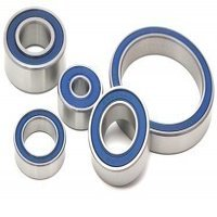 MR190537-2RS Enduro Bike Bearing