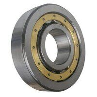 NJ317 ECP SKF Cylindrical Roller Bearing 85mm x 18...