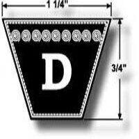 D180 V Belt