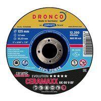 Dronco Ceremaxx Evolution 115mm x 1.2mm Cutting Disc