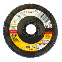 Dronco G-QZ Quality 115mm x 22.23mm Flap...