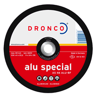 Dronco Superior 180mm x 6mm Grinding Discs (Pack o...