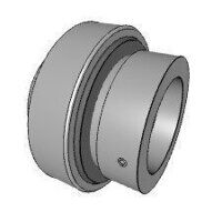 E40KRR INA Bearing Insert with 40mm Bore