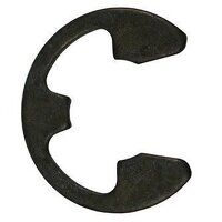 D1500/0040 4mm E Clip (Pack of 100)