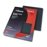 ABES150 230mm x 280mm Emery Sheet - Pack of 25 (15...