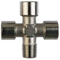 FD13 1/4 inch BSP Female BSPP x Male BSPT Threaded...