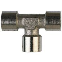 TI26 3/4inch BSP Equal Tee Female Threaded Adaptor