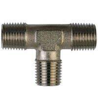 TA13 1/4inch BSP Equal Male Tee Threaded Adaptor