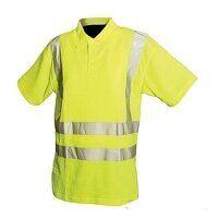 Extra Large Hi-Vis Polo Shirt Class 2 (457007)