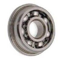 F696 Flanged Open Miniature Ball Bearing (Pack of 10) 6mm x 15mm x 5mm