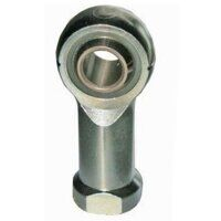FPL-M08SS 8mm Left Hand Rod End Bearing - Stainles...