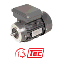 TEC Electric Motor 0.18kW 1ph Cap/Cap 240V 4 Pole ...
